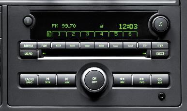 Saab Infotainment CD Changer Premium 150