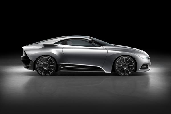 Saab PhoeniX Concept, innovative Details