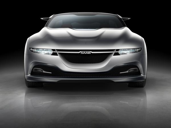 Die Front soll sich auch in künftigen Saab Modellen wiederfinden
