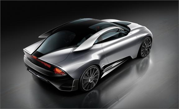 Saab PhoeniX Concept, design citat från Saab Sonnet