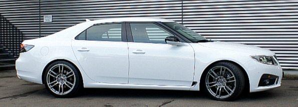 Hirsch Performance Saab 9-5 2.8T XWD