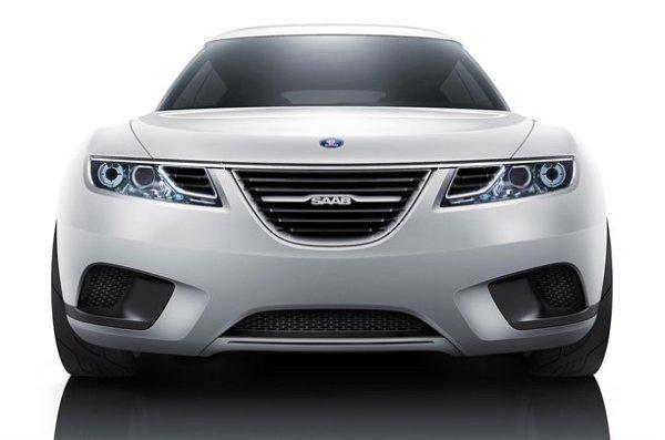 Kleiner Saab auf Mini Basis ?
