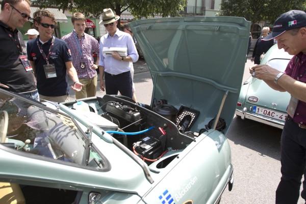 Saab Mille Miglia 2011