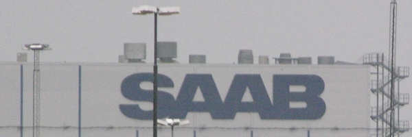 Saab plant Trollhättan