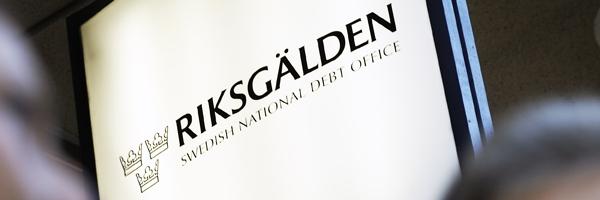 Schwedische Schuldenverwaltung