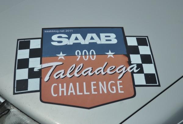 """Saab 900 """"Talladega Long Run"""""""