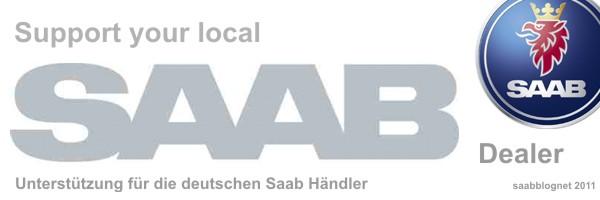 Поддержка дилеров Saab