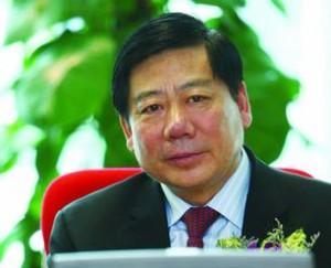 """Pang Qinghua, der """"alte Pang"""""""