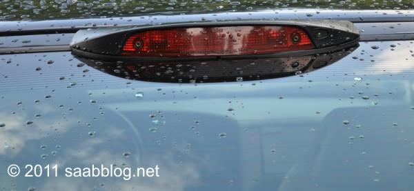 Saab 9000 CSE, 3. Luz de freio do CSE
