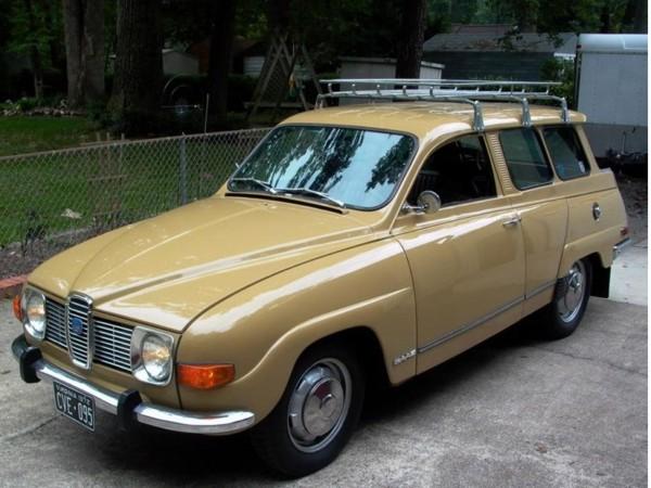 Saab 95 aus der GM Sammlung