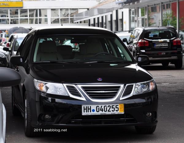 Vår nya Saab 9-3 sportkläder