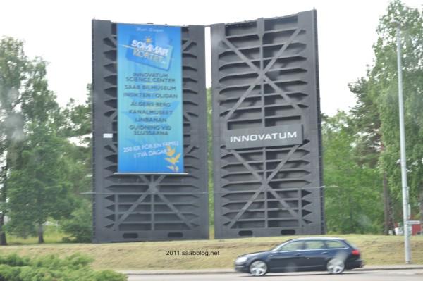 Guia: Innovatum e Science Center em Trollhättan