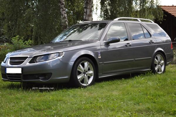 "Saab 9-5 2.3t Vector Biopower ""Aniversário"""
