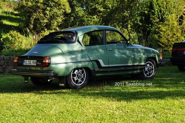 Saab 96 GL año 1980