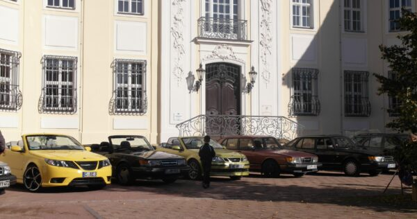 Desfile de Saab