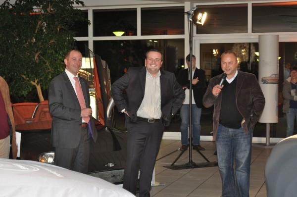 Michael Hesse, Tobias Kaboth, Jan-Philipp Schumacher