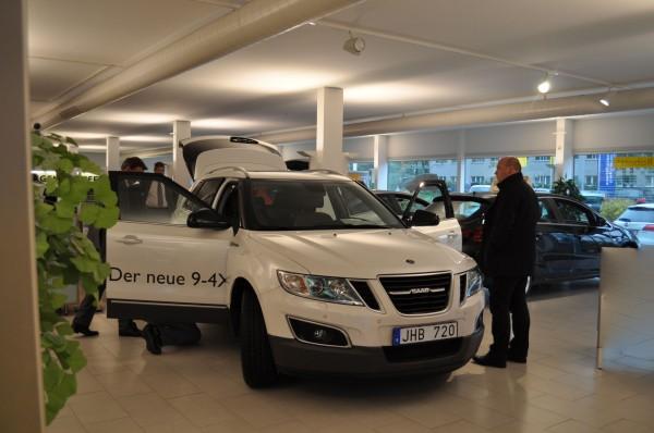 Berlijn Noord: dealer op Nordring