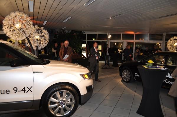Saab 9-5 sportbil och Saab 9-4x avslöjas!