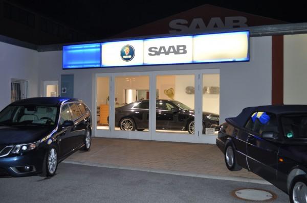 Saab Zentrum Bamberg