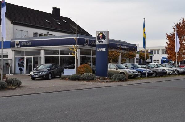 Saab Zentrum Mainz