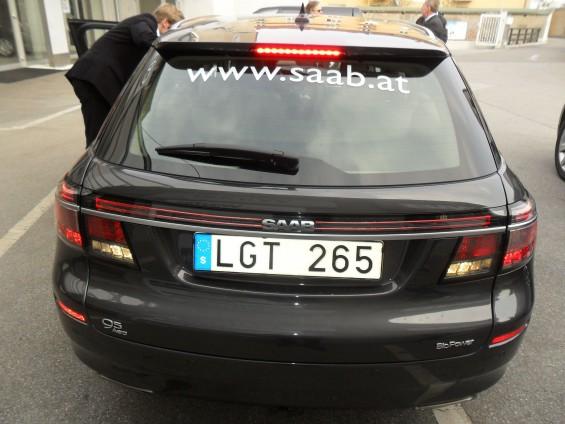 Saab 9-5 Sportkombi in Graz