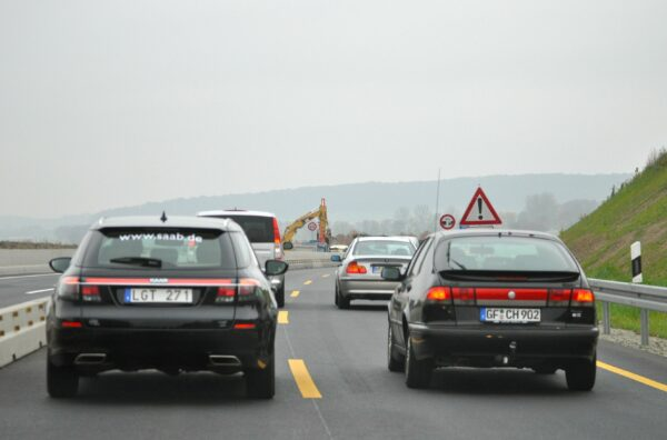 Saab 900 II und Saab 9-5 Sportkombi