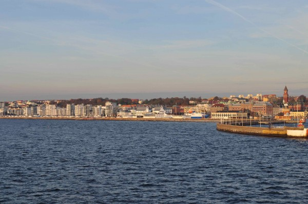 Suécia à vista - Helsingborg
