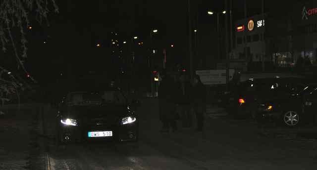 Saab Convoy: comece em Estocolmo