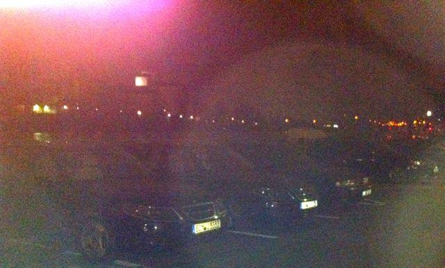 Schwarze Saabs - schwarze Nacht. Saab Nightlife in Frankfurt