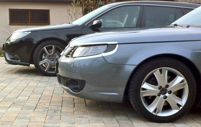 Saab 9-5 e Turbo X, ora con pneumatici estivi