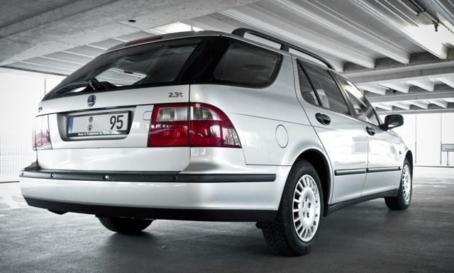 Saab 9-5 sportpak 2002