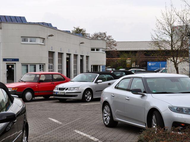 Saab Service Frankfurt