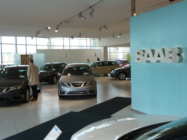 Impressioni Saab: ANA Trollhättan