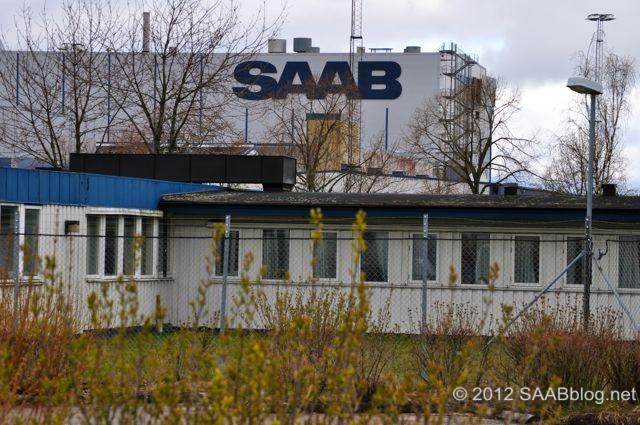 Planta Saab Trollhattan