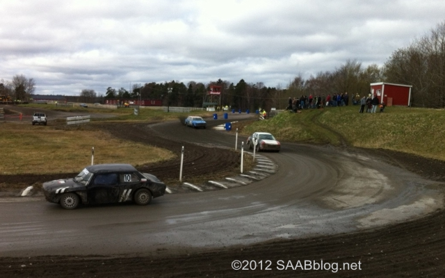 Saab Stock Car Race in Trollhättan