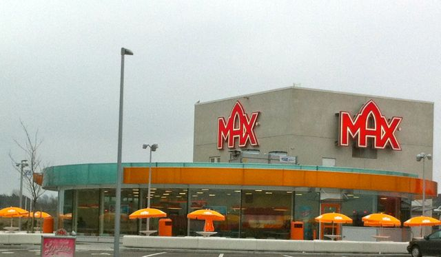 If fast food then .... Max