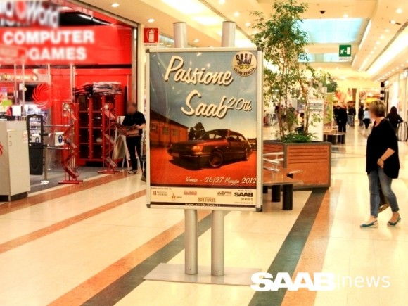 Passione Saab, Foto av Saabnews.it