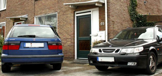 Drei mal 9-5 in Holland. Foto von Alexander.