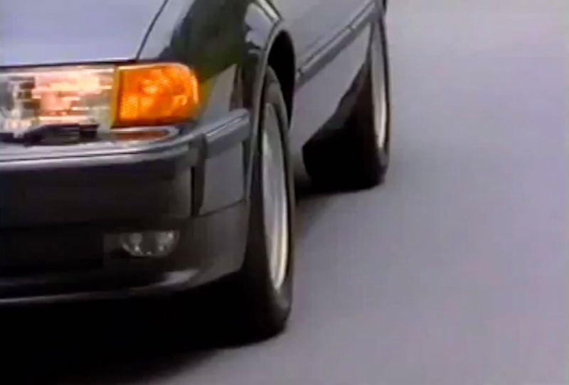 Saab 9000 - Presentación del año modelo 1994