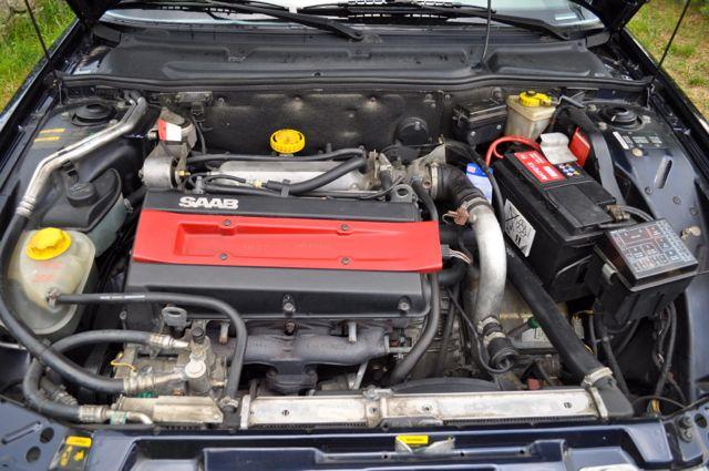 Saab 9000: Turbo & Trionic