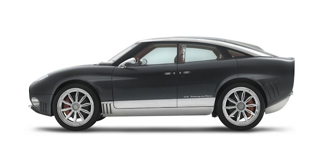 Muller's SUV: Spyker D8 para 1.000.000 Dólar dos EUA