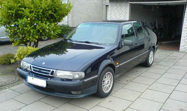 Gestatten: Joe - alias Saab 9000