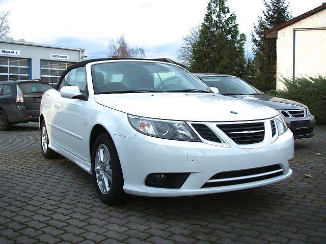 Voher: Saab 9-3 Cabriolet