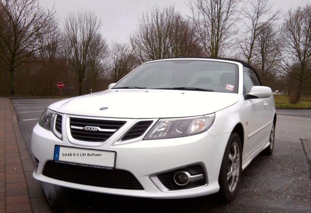 Griffin Umbau: Saab 9-3 Cabriolet von Ulrich.