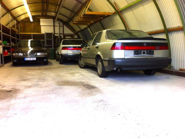 Saab Hangar: Die ersten Bewohner sind eingezogen!