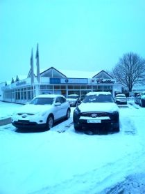 Snowy: Mobile Forum Dresden