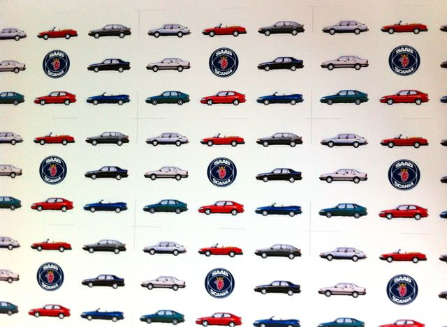Saab Youngtimer Collection Sheet