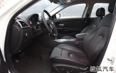 Shenbao D320 Sitze