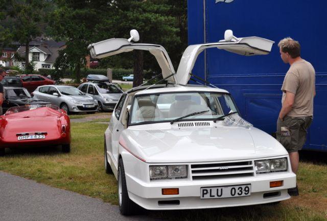 Selten: Melberg Saab 900
