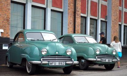 Saab 92..Siamo gemelli!